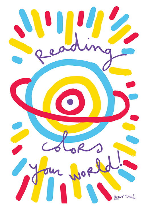Reading Colors Your World!