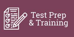 Test Prep & Training